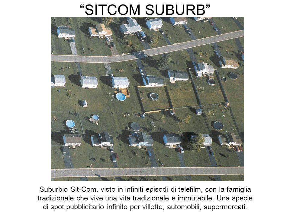 SITCOM SUBURB