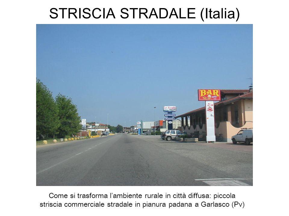 STRISCIA STRADALE (Italia)