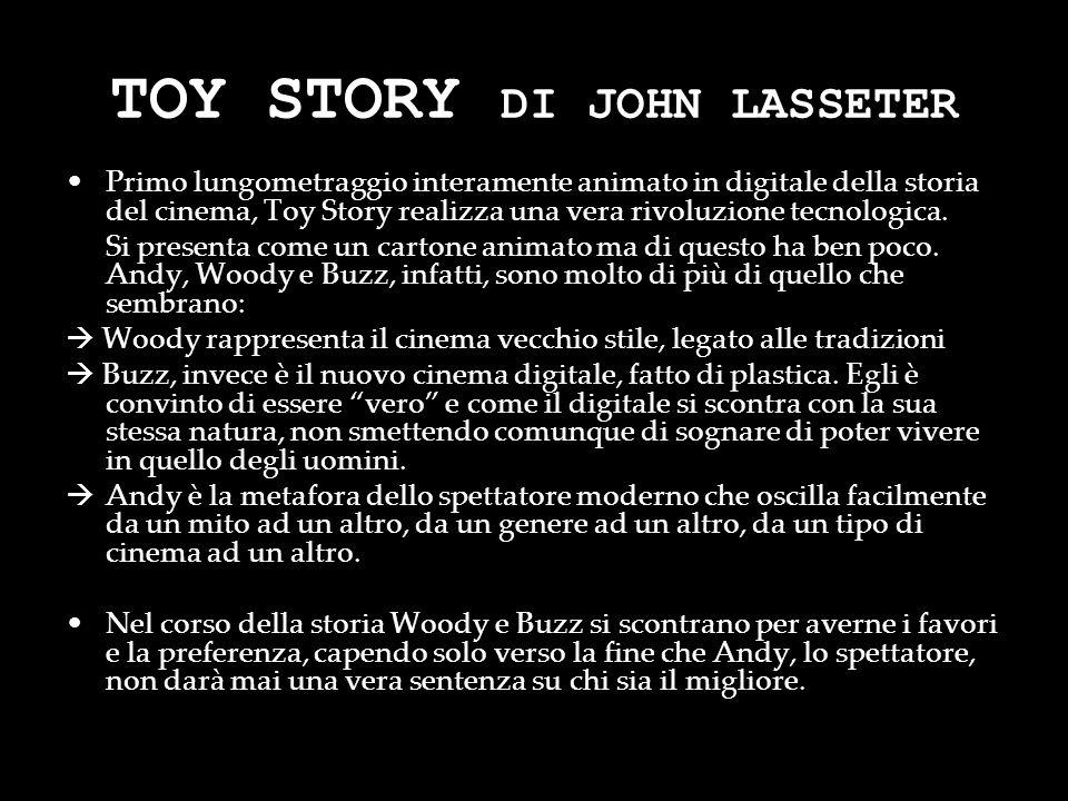 TOY STORY DI JOHN LASSETER