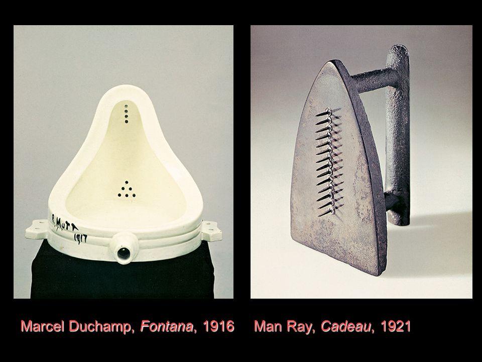 Marcel Duchamp, Fontana, 1916