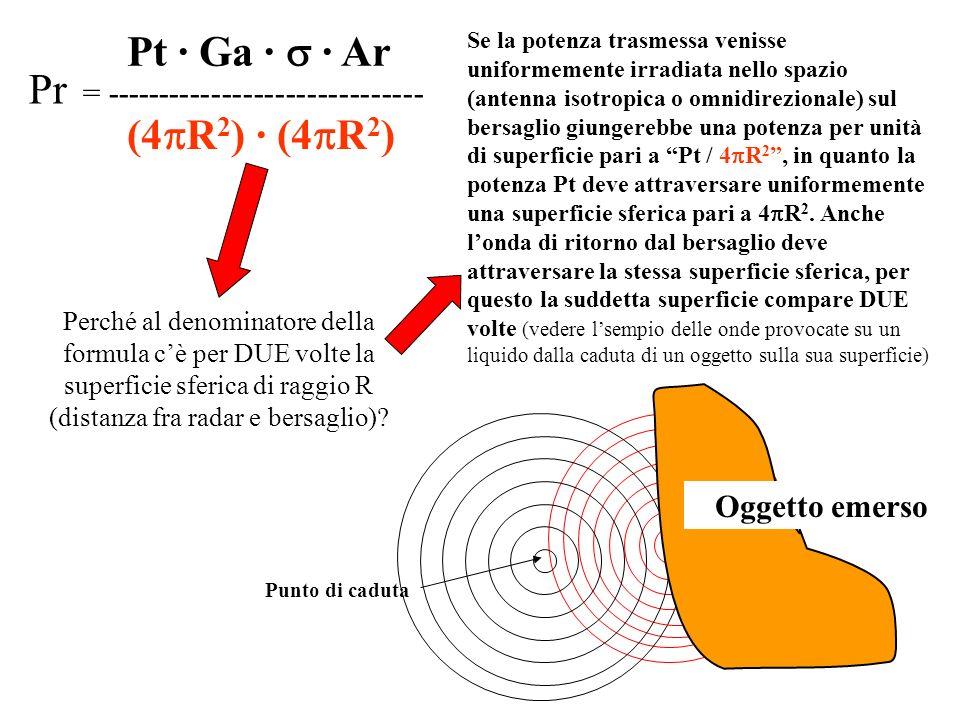 Pr = ------------------------------ (4pR2) · (4pR2)