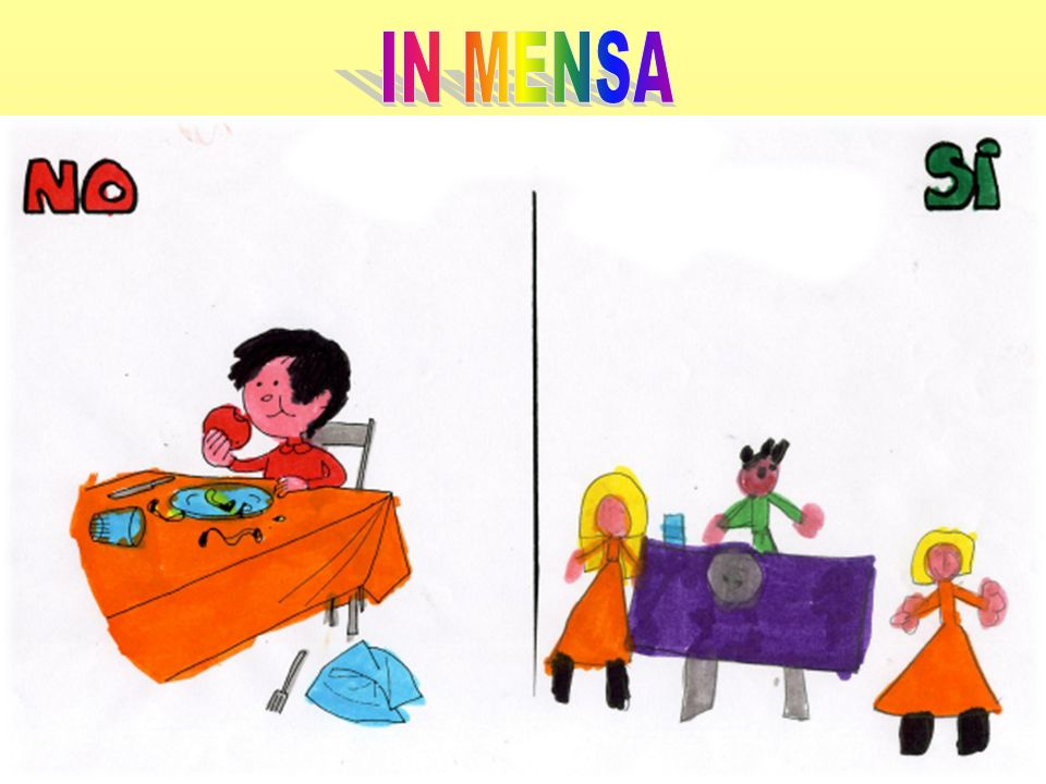 IN MENSA
