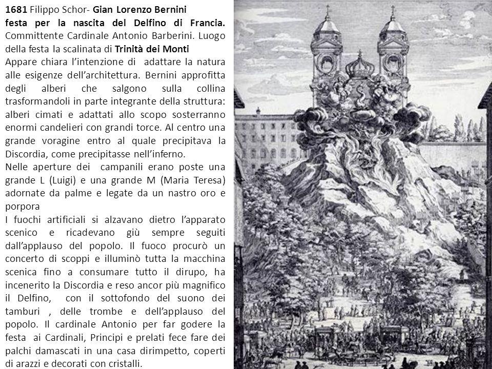 1681 Filippo Schor- Gian Lorenzo Bernini