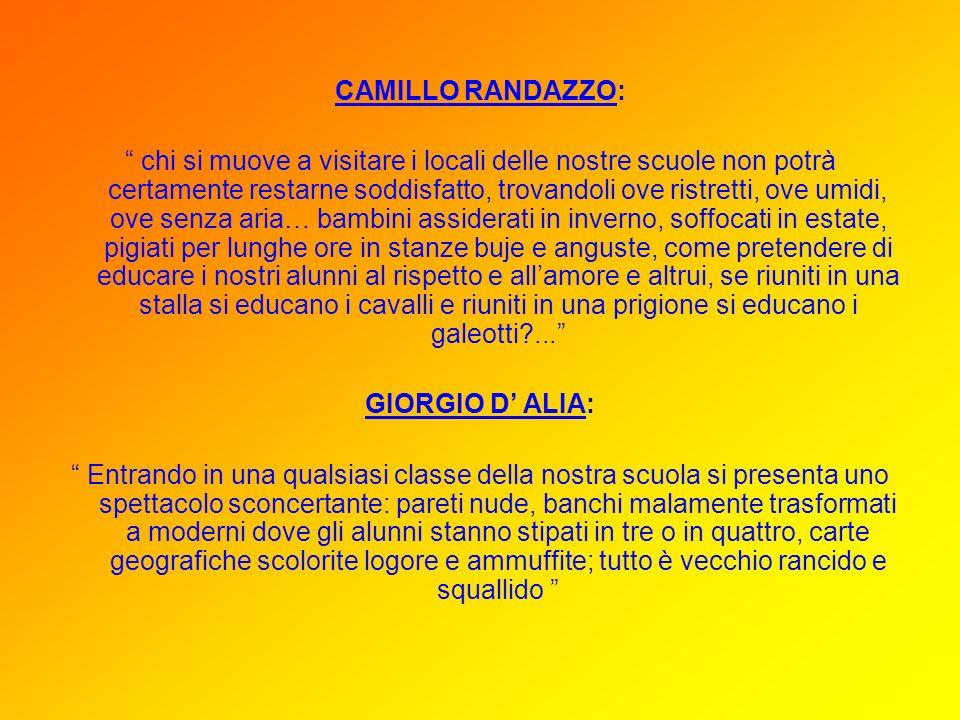 CAMILLO RANDAZZO:
