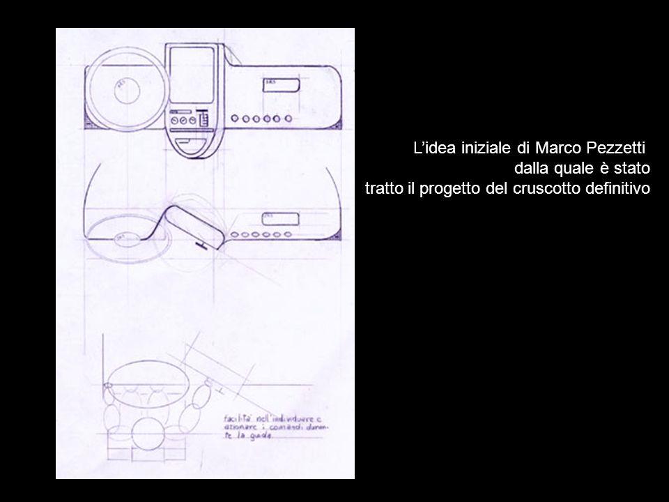 L'idea iniziale di Marco Pezzetti