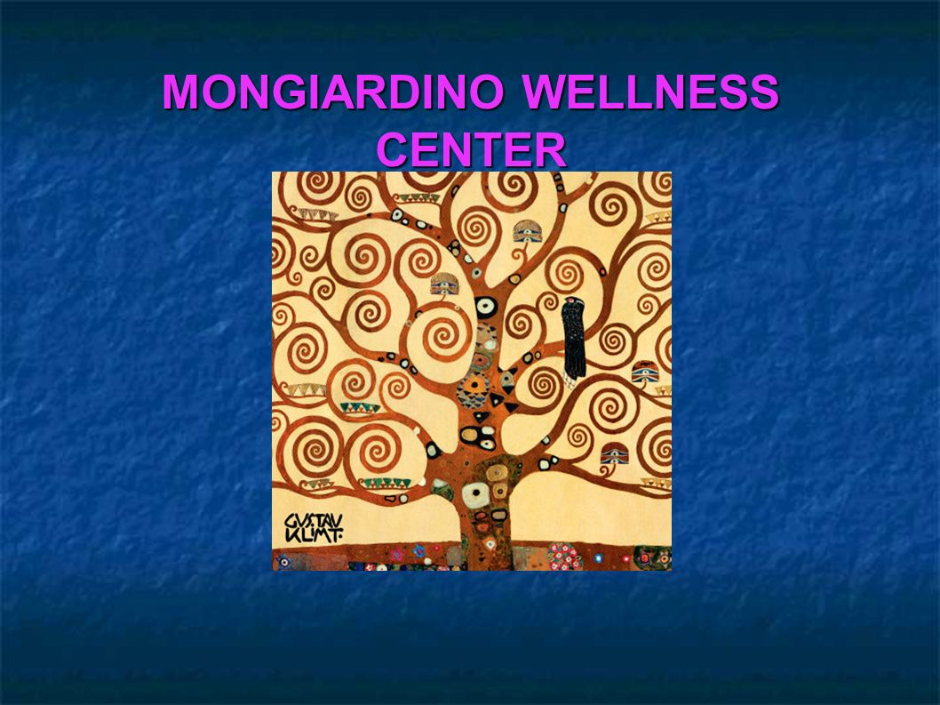 MONGIARDINO WELLNESS CENTER