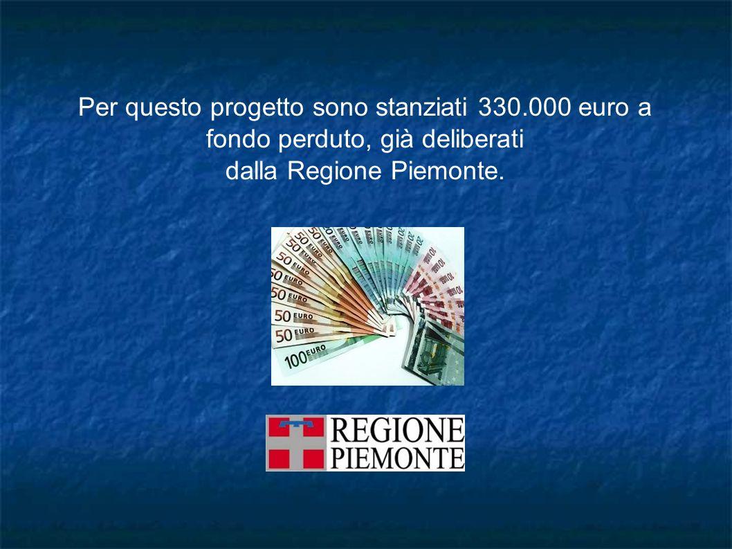 dalla Regione Piemonte.
