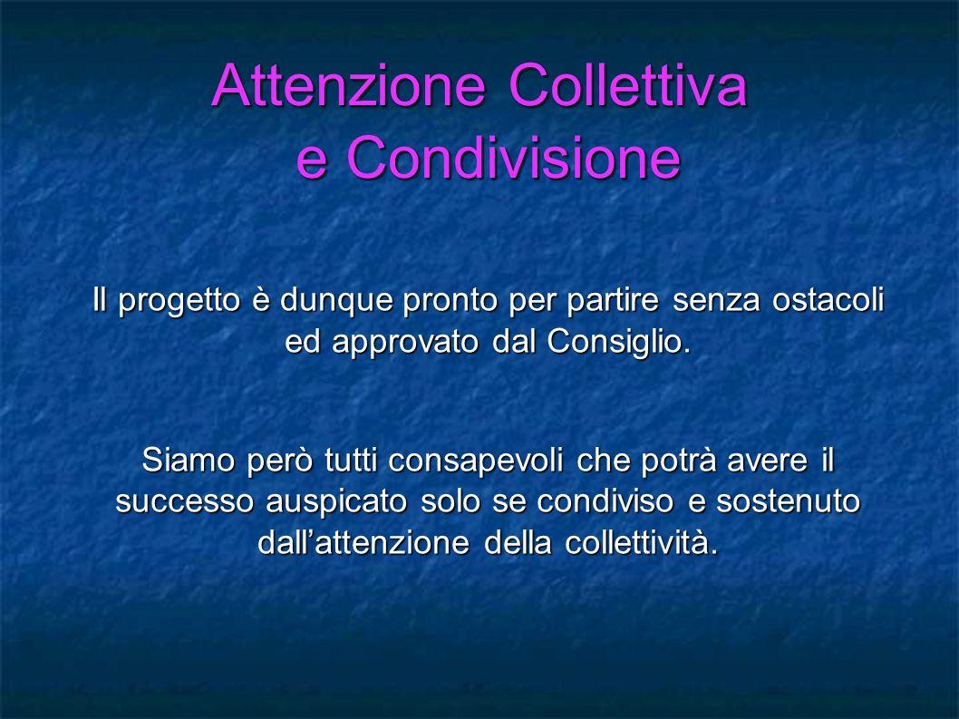 Attenzione Collettiva e Condivisione