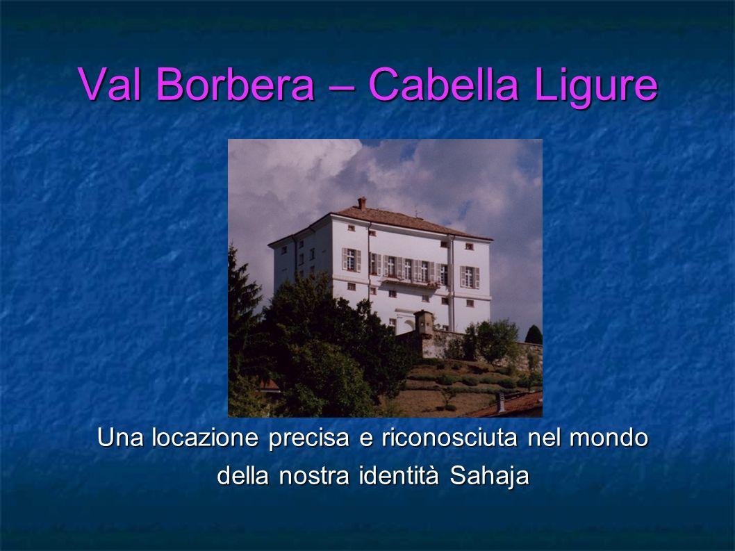 Val Borbera – Cabella Ligure