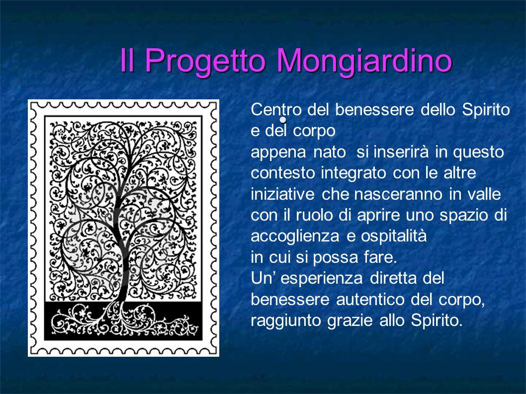 Il Progetto Mongiardino