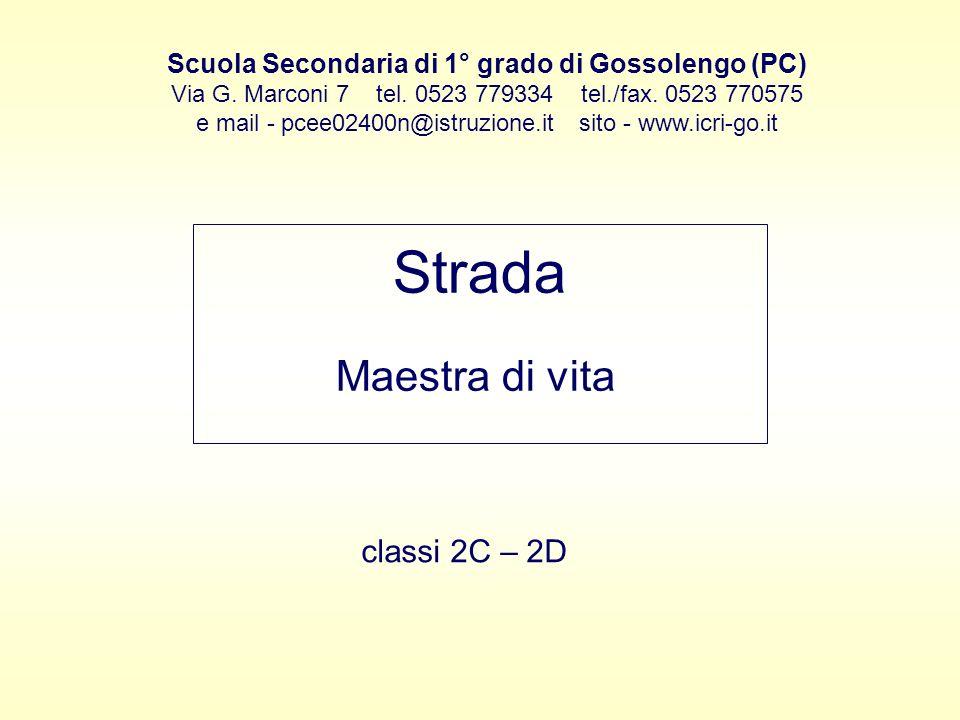 Scuola Secondaria di 1° grado di Gossolengo (PC)