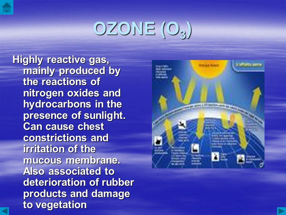 OZONE (O3)