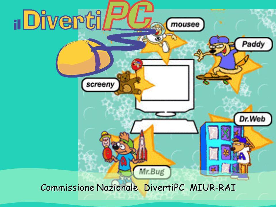 Commissione Nazionale DivertiPC MIUR-RAI