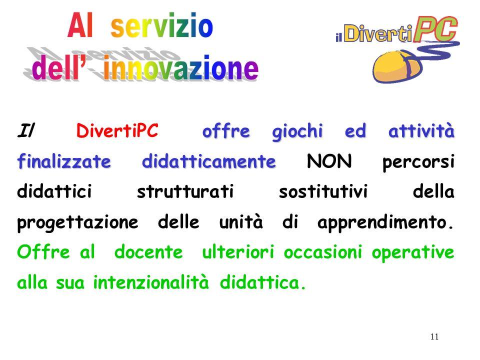 Al servizio dell' innovazione