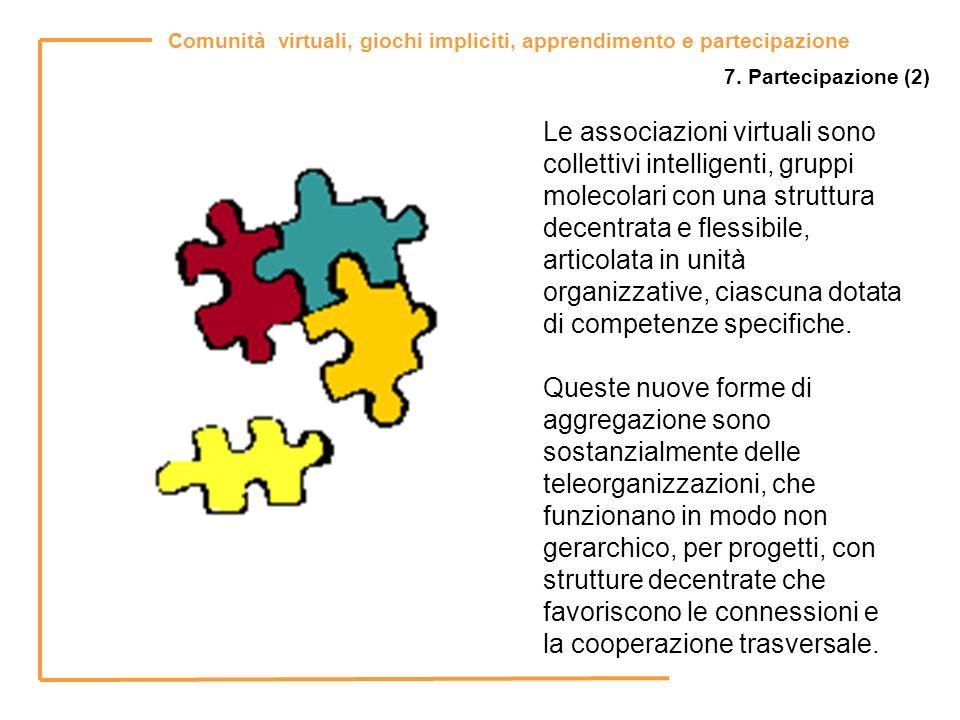 7. Partecipazione (2)