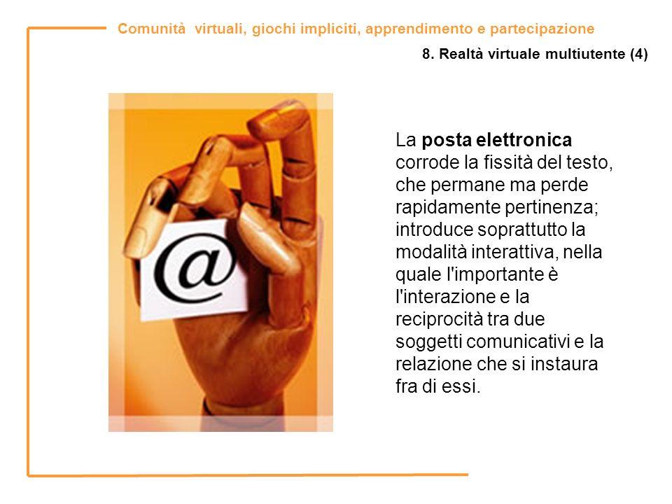 8. Realtà virtuale multiutente (4)