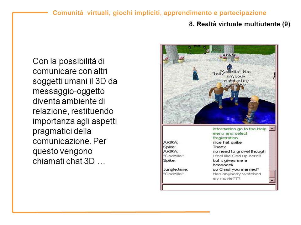8. Realtà virtuale multiutente (9)