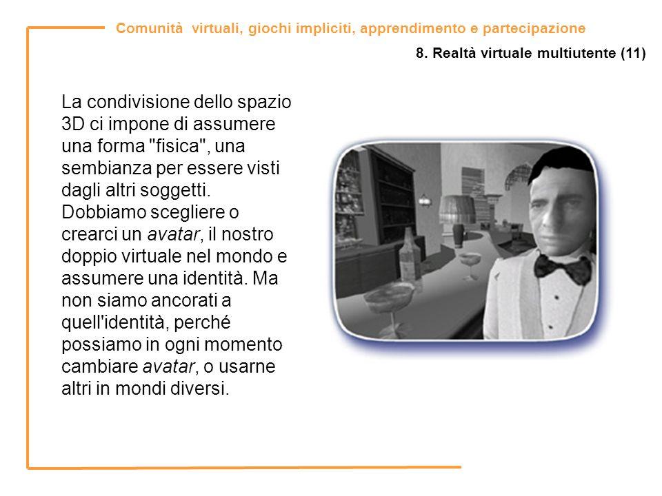 8. Realtà virtuale multiutente (11)