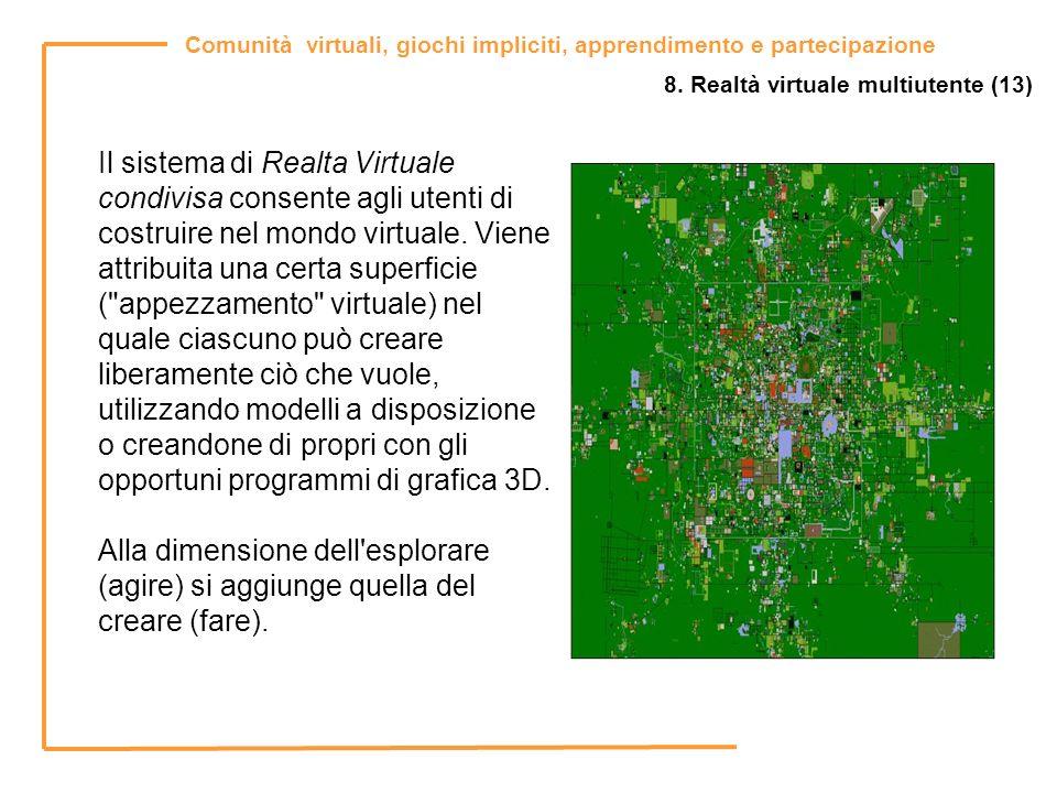 8. Realtà virtuale multiutente (13)