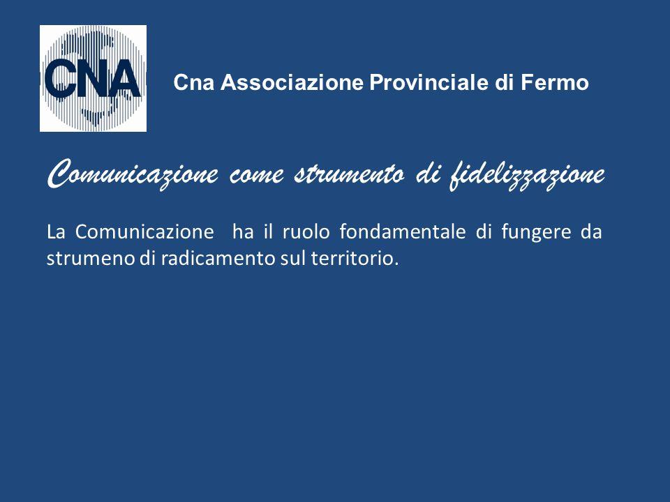 Comunicazione come strumento di fidelizzazione