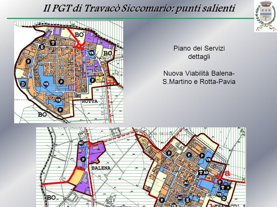 Il PGT di Travacò Siccomario: punti salienti