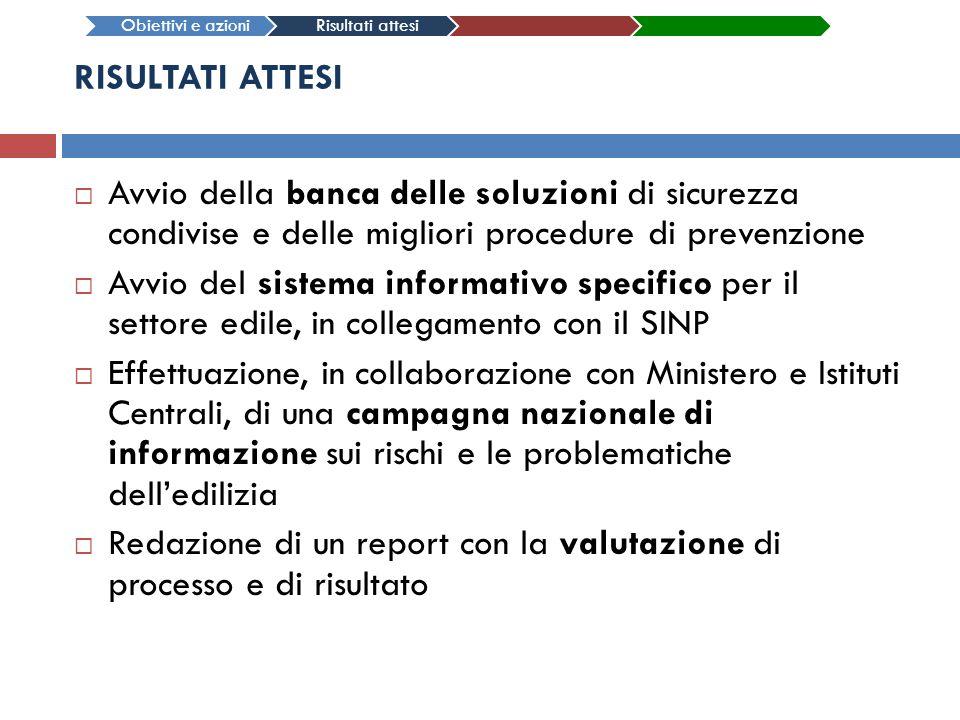 Redazione di un report con la valutazione di processo e di risultato
