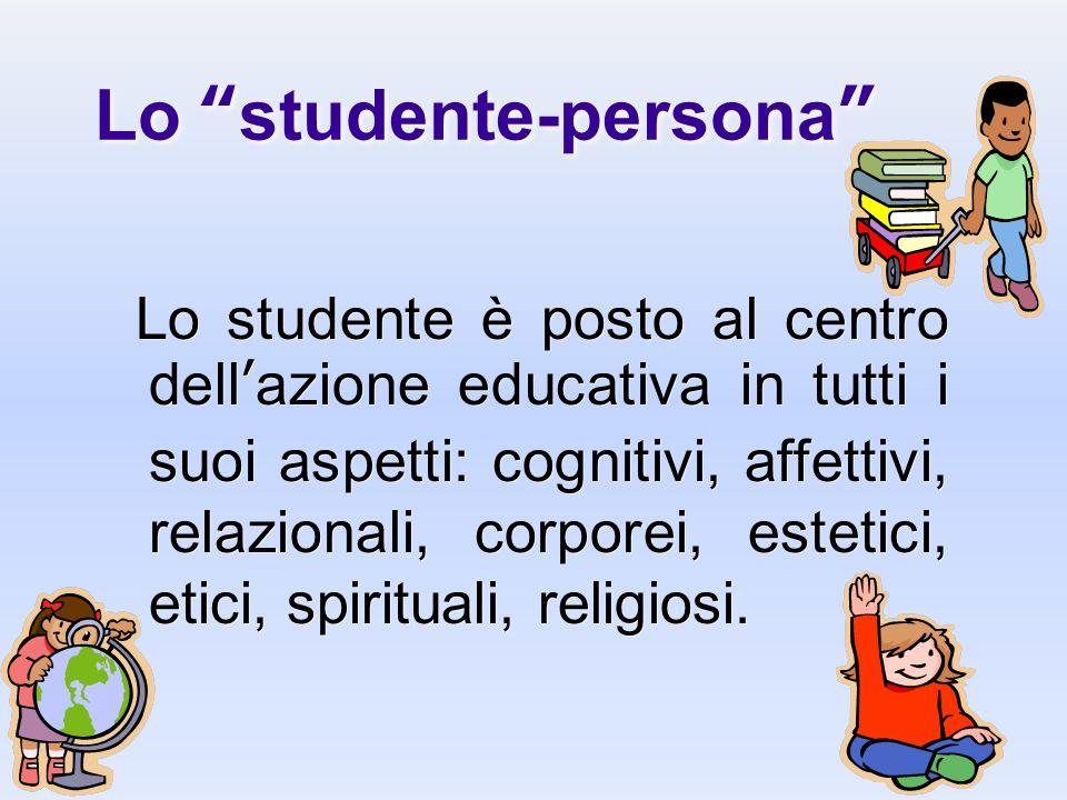 Lo studente-persona