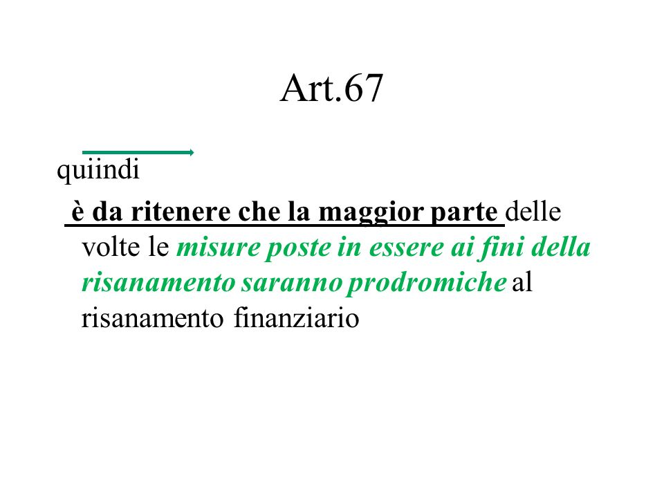 Art.67 quiindi.