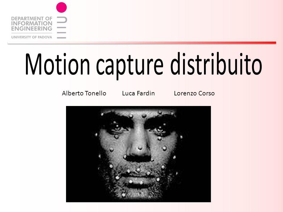 Motion capture distribuito