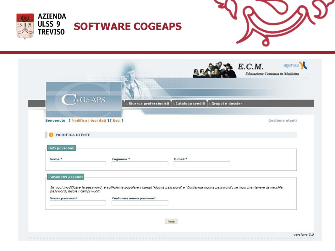 SOFTWARE COGEAPS 15