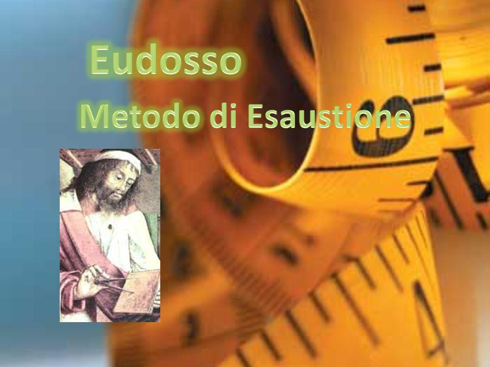 Eudosso Metodo di Esaustione