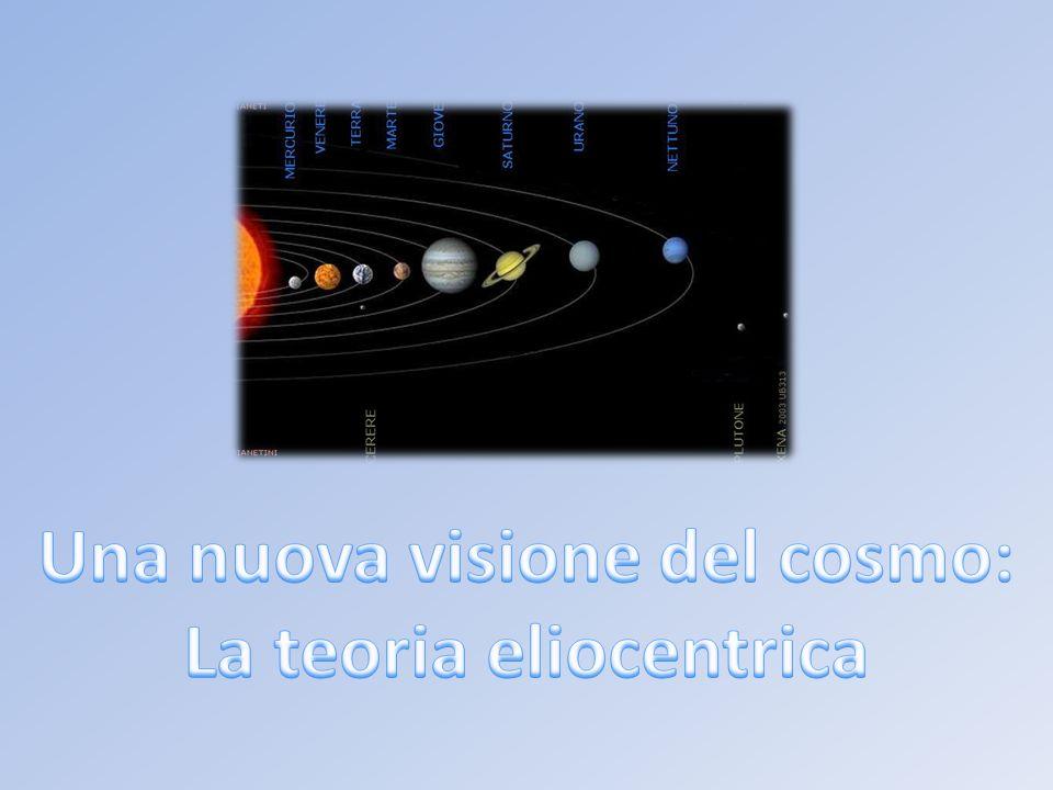Una nuova visione del cosmo: La teoria eliocentrica