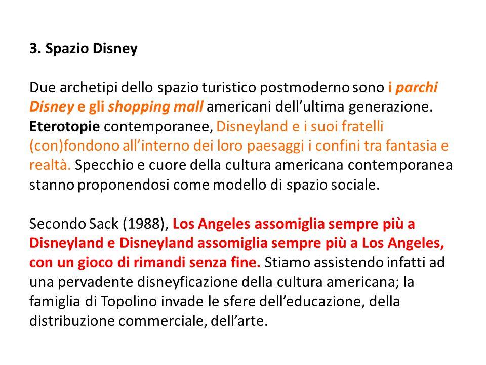 3. Spazio Disney