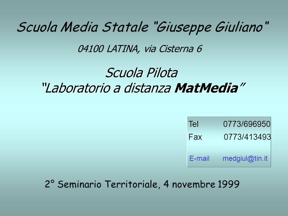 Scuola Media Statale Giuseppe Giuliano