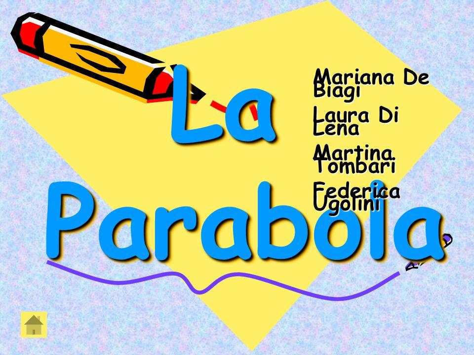 La Parabola Mariana De Biagi Laura Di Lena Martina Tombari