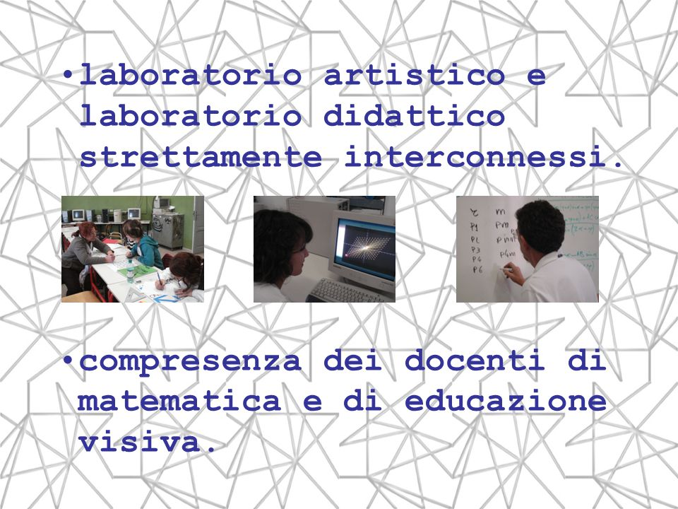 laboratorio artistico e
