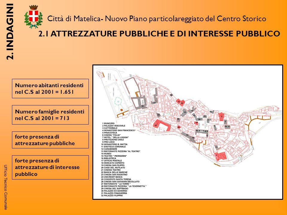 2.1 ATTREZZATURE PUBBLICHE E DI INTERESSE PUBBLICO