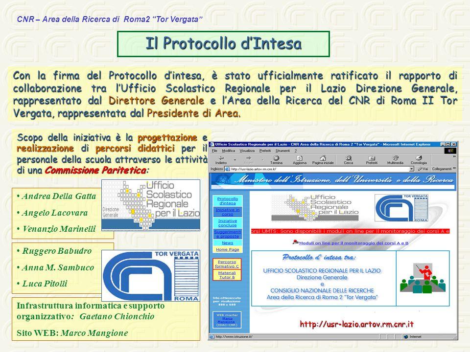 Il Protocollo d'Intesa