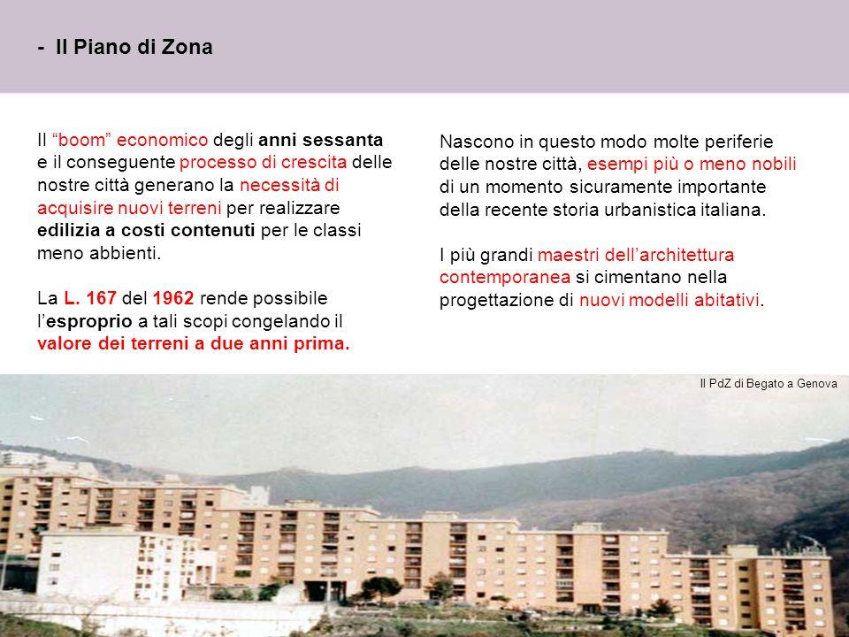 Il PdZ di Begato a Genova
