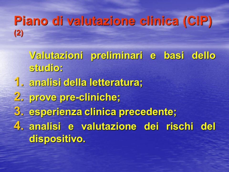 Piano di valutazione clinica (CIP) (2)