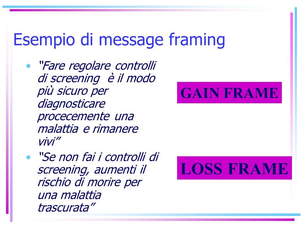 Esempio di message framing