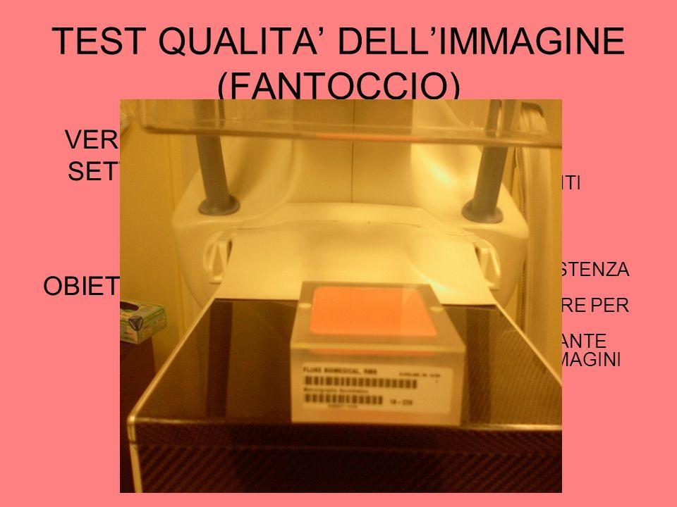 TEST QUALITA' DELL'IMMAGINE (FANTOCCIO)