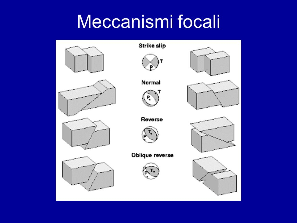 Meccanismi focali