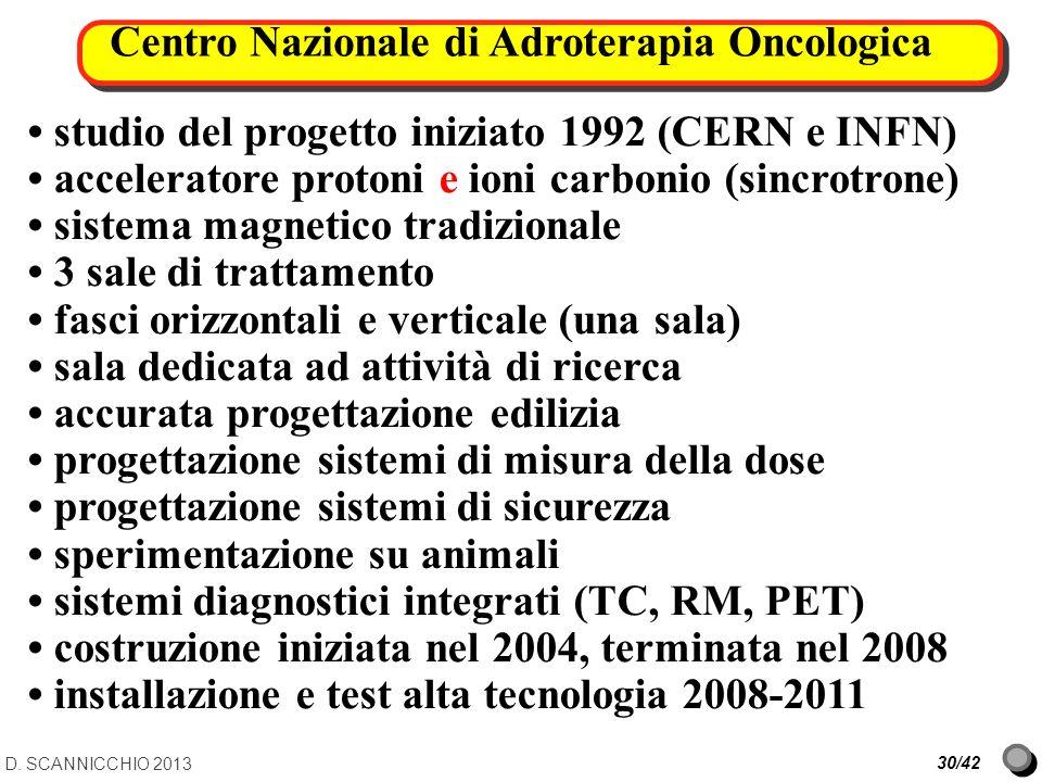 Centro Nazionale di Adroterapia Oncologica