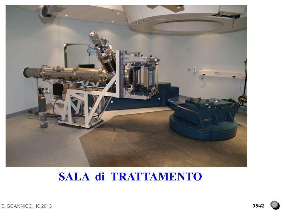 SALA di TRATTAMENTO D. SCANNICCHIO 2013 35/42