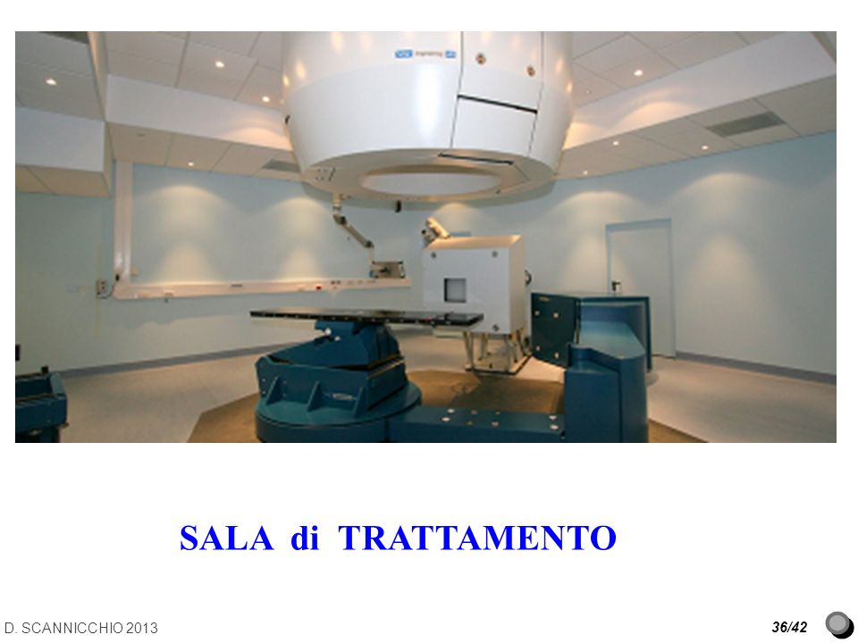 SALA di TRATTAMENTO D. SCANNICCHIO 2013 36/42