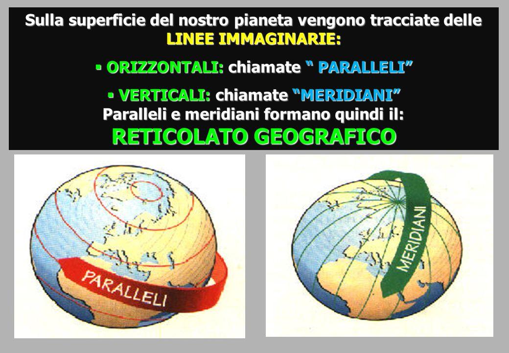 ORIZZONTALI: chiamate PARALLELI
