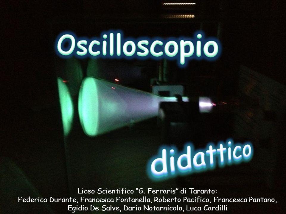 Oscilloscopio didattico