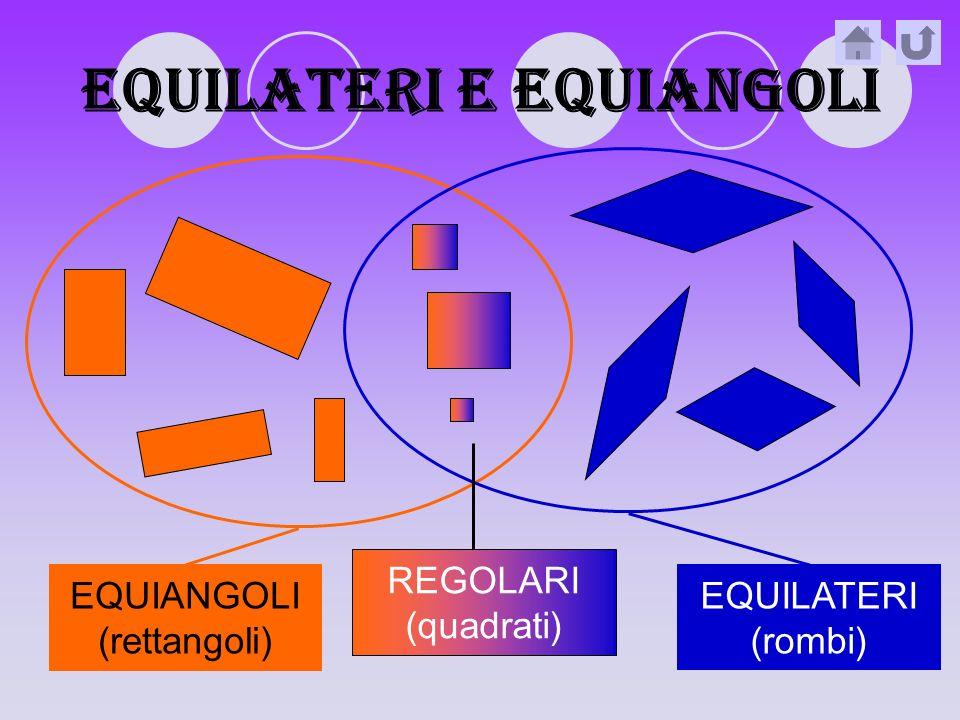 Equilateri e equiangoli
