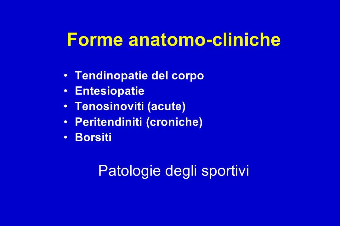 Forme anatomo-cliniche